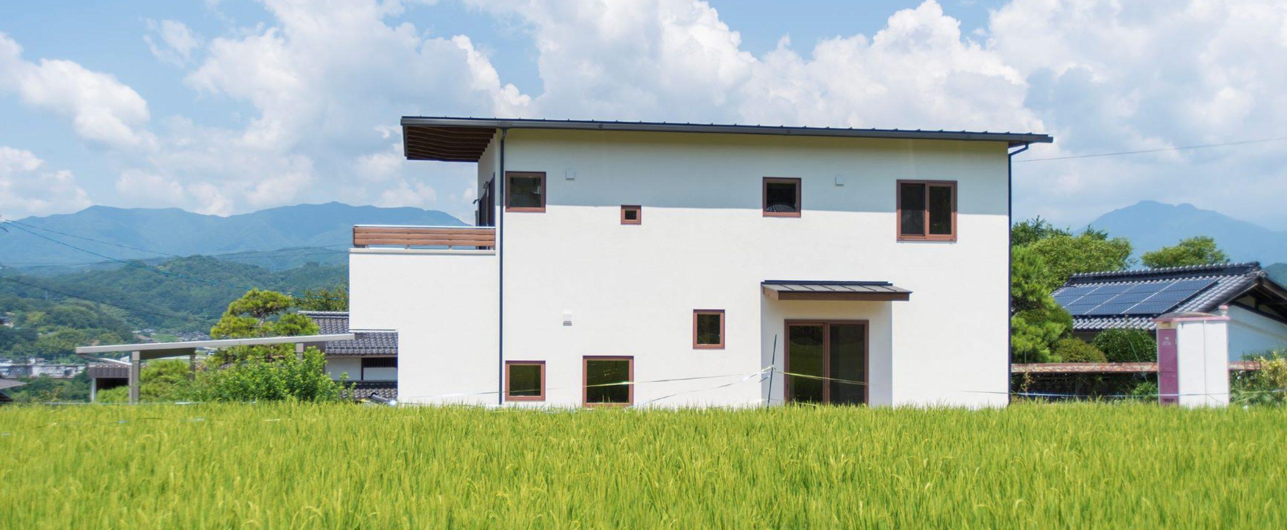 飯田下伊那で注文住宅を建ててます。